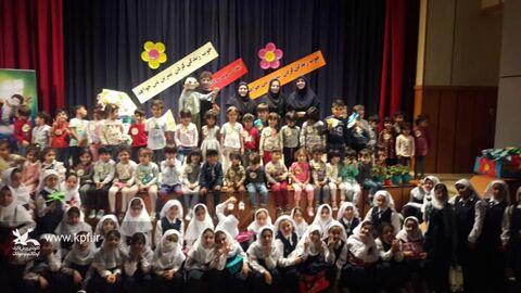 روز جهانی کودک در مرکز مجتمع  کانون کرج