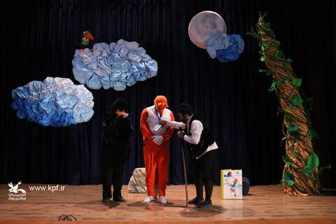 نخستین روز مرحله استانی بیست و دومین جشنواره بین المللی قصهگویی استان مازندران