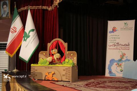 آغاز مرحله استانی بیست و دومین جشنواره بینالمللی قصهگویی در آذربایجان شرقی