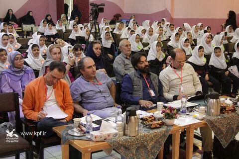 آغاز مرحله استانی بیست و دومین جشنواره بین المللی قصه گوئی در تبریز