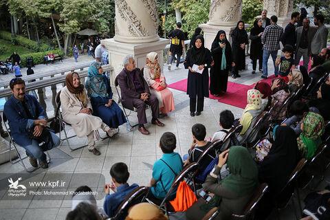 نشست سینماگران با اعضای مراکز کانون برگزار شد