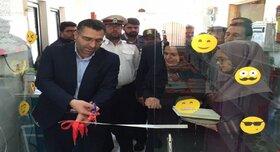 افتتاح نمایشگاه آثار اعضای شهرستان خمین