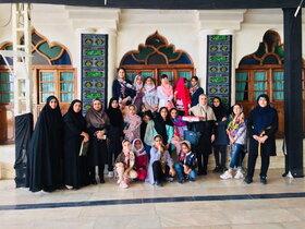 مراکز کانون استان بوشهر در هفته ملی کودک 2