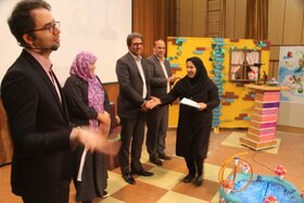 اختتامیه بیست و دومین جشنواره قصه گویی استان ایلام