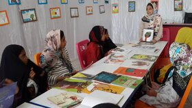 برگزاری جشنهای کتابخوانی مراکز فرهنگیهنری سیستان و بلوچستان در روز«کودک، کتاب و فرهنگ مطالعه»