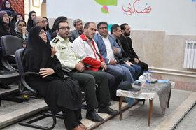 اختتامیه مرحله استانی جشنوارهی قصهگویی کانون اردبیل
