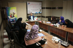 مراسم اختتامیه مرحله استانی بیست و دومین جشنواره بینالمللی قصهگویی در تبریز