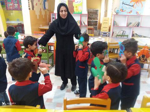 چهارمین روز هفته ملی کودک در لرستان