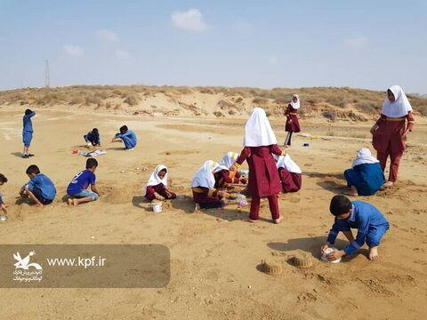 هفته ملی کودک در مراکز فرهنگی هنری کانون استان بوشهر 3