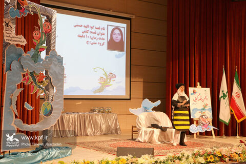 برگزیدگان نهایی مرحلهی استانی جشنواره قصهگویی در سمنان معرفی شدند