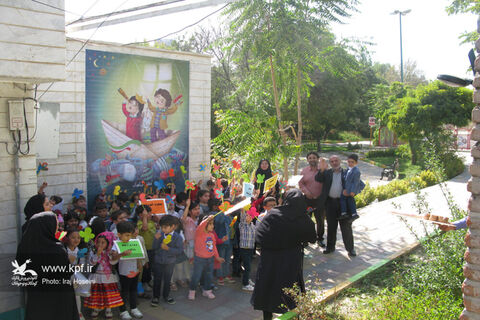 هفته ملی و روز جهانی کودک در مراکز کانون استان اردبیل