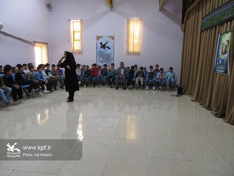 روز جهانی و هفته ملی کودک در مراکز کانون استان اردبیل