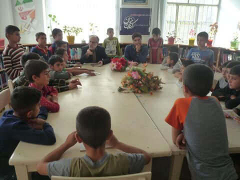 گزارش تصویری هفته ملی کودک در مراکز کانون آذربایجانغربی