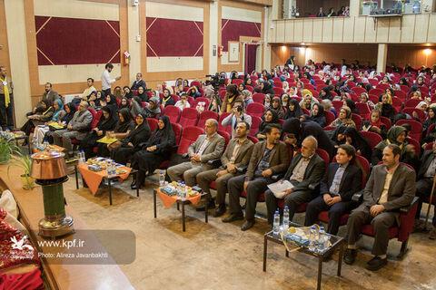 جشنواره بیست و دوم قصهگویی همدان برگزیدگان خود را شناخت
