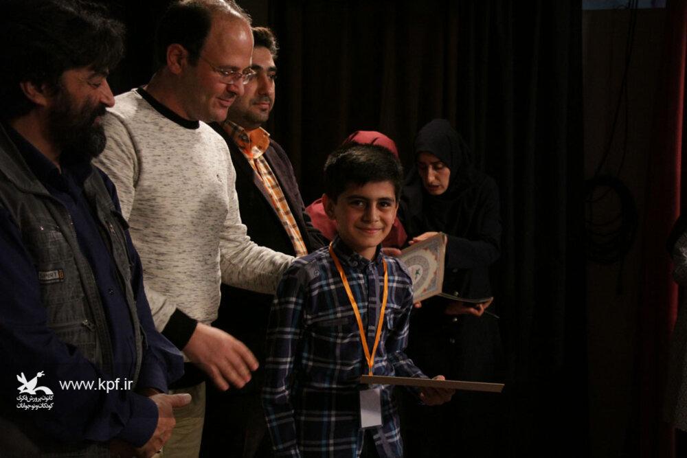 پایان مرحله استانی جشنواره بینالمللی قصهگویی با معرفی قصهگویان برتر، در کانون تبریز