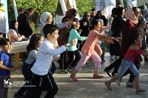 ویژه برنامه روز کودک، خانواده، سبک زندگی ایرانی اسلامی در پارک آب و آتش
