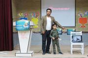 کوچکترین پرنده شناس ایران مهمان مرکز شماره دو مریوان شد