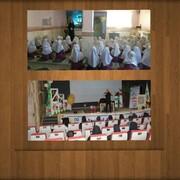 حضور قصه گویان در مدارس منطقه آزاد ماکو