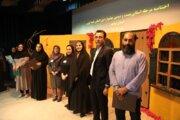 برگزیدگان مرحله استانی بیست و دومین جشنواره بین المللی قصه گویی کانون بوشهر معرفی شدند