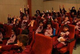 روز دوم مرحله استانی بیست و دومین جشنواره بینالمللی قصهگویی در کانون زنجان (بخش اول)