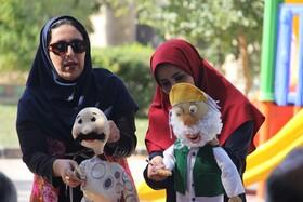 گزارش تصویری برنامه های هفته ملی کودک مراکز خراسان شمالی