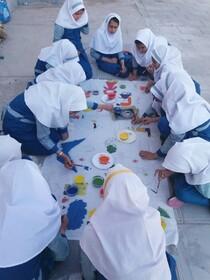 برنامه های هفته ملی کودک -صفی آباد