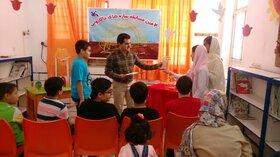 برگزاری دومین مسابقه سازههای ماکارونی کانون در دزفول