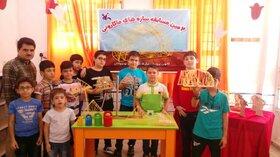 برگزیدگان دومین مسابقه سازههای ماکارونی کانون در دزفول معرفی شدند