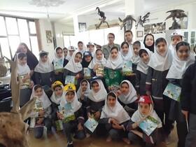 بازدید های علمی اعضا مرکز سیار شهری بجنورد در هفته ملی کودک