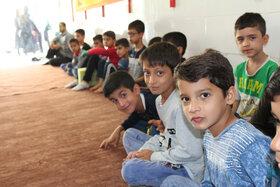 پیک امید در ناحیه منفصل شهری حسن آباد
