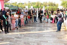 هفته ملی کودک کانون تهران/ عکس: یونس بنامولایی