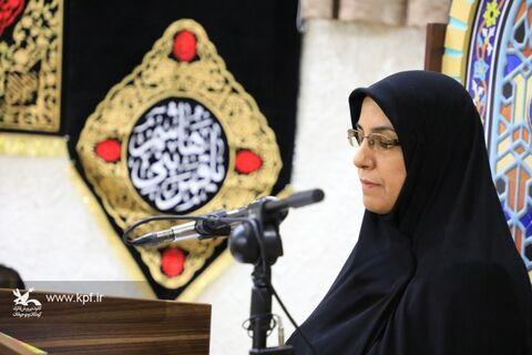 دیدار اعصای کانون خراسان جنوبی با نماینده ولی فقیه استان