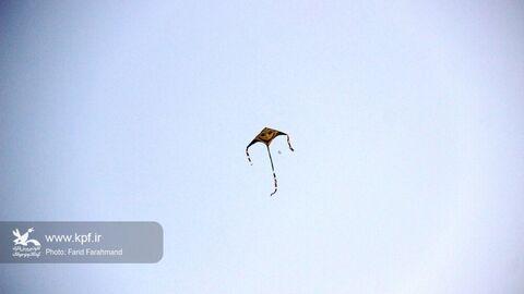 جشن پرواز بادبادکها در کانون پرورش فکری سیستان و بلوچستان