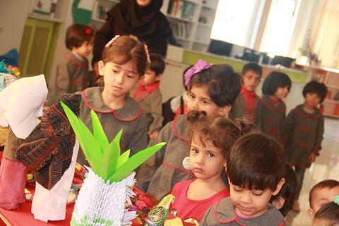 برنامه های هفته ملی کودک -بجنورد