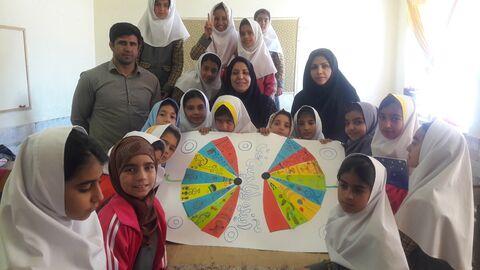 برنامه های هفته ملی کودک -سیار اسفراین