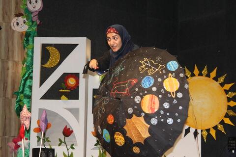 گزارش تصویری «۲» مرحله استانی بیست و دومین جشنواره بین المللی قصه گویی در منطقه آزاد ماکو