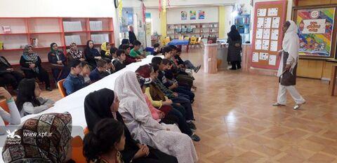 مرکز فرهنگی هنری شماره 3 بهاران سنندج