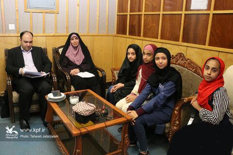 حضور کارشناسان و اعضای کانون سمنان در برنامهی سیمای خانواده