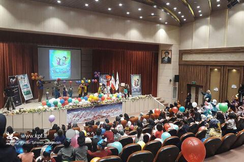 جشن شاد «زندهباد کودکی» در کانون سمنان
