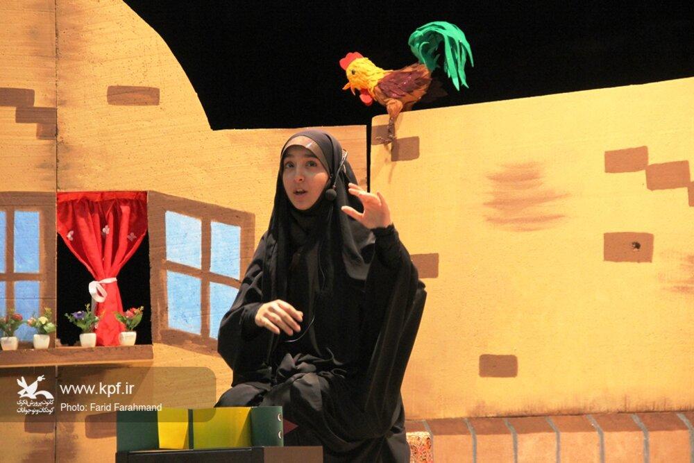 بیستودومین جشنواره بینالمللی قصهگویی(مرحلهی استانی) در زاهدان