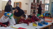 برنامه های مراکز کانون لرستان در پنجمین روز هفته ملی کودک