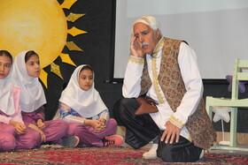 گزارش تصویری دومین روز مرحله استانی بیست و دومین جشنواره بین المللی قصه گویی در منطقه آزاد ماکو