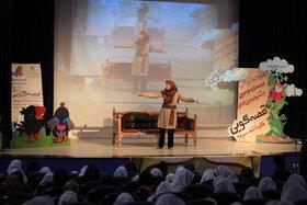آغاز افتتاحیه مرحله استانی بیست و دومین جشنواره بین المللی قصه گویی، کانون پرورش فکری استان کرمانشاه