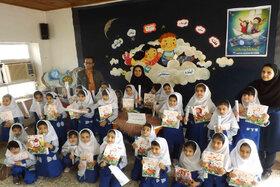 استقبال از فعالیتهای هفته ملی کودک مراکز کانون گیلان (۳)