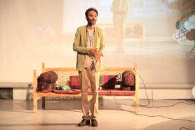 اجرای مرحله استانی بیست و دومین جشنواره بین المللی قصه گویی، کانون پرورش فکری استان کرمانشاه(روز اول)