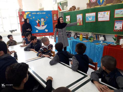 هفته ملی کودک درلرستان