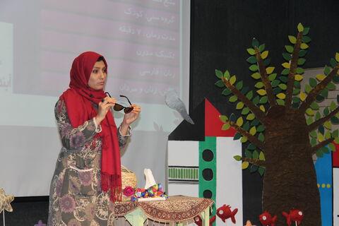 دومین روز مرحله استانی بیست و دومین جشنواره بین المللی قصه گویی در منطقه آزاد ماکو