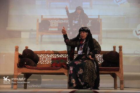 رقابت سه روزه قصه گویان در کرمانشاه آغاز شد
