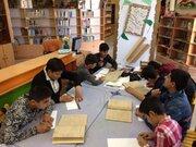 گرامیداشت روز خوشنویسی در مرکز شماره ۵ کانون تبریز