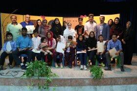 ویژه برنامه عصای سفید و روز جهانی نابینایان در مرکز شماره 2 کانون بوشهر برگزار شد